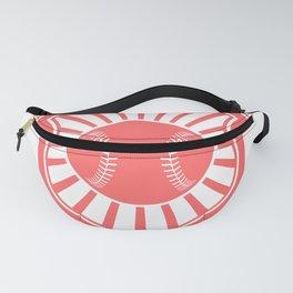 Vintage Classic Baseball Fanny Pack