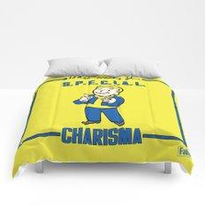 Charisma S.P.E.C.I.A.L. Fallout 4 Comforters