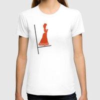 bauhaus T-shirts featuring Women Bauhaus by Addison Karl