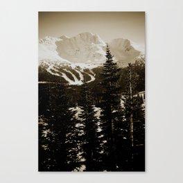 whistler, BC Canvas Print