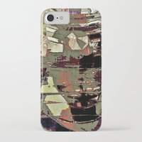 pilot iPhone & iPod Cases featuring Orion's Pilot by Fringeman