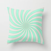 circus Throw Pillows featuring Circus by 83 Oranges™