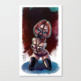 Bound#14 Canvas Print