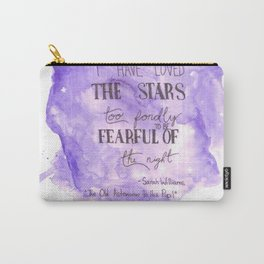 The Old Astronomer Carry-All Pouch
