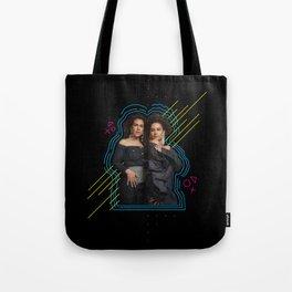 Yas Queens. Tote Bag