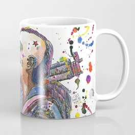 Tank Girl Coffee Mug