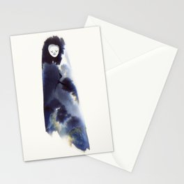 Mountain Watcher Stationery Cards