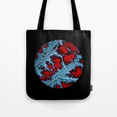 leaf structure macro III Tote Bag