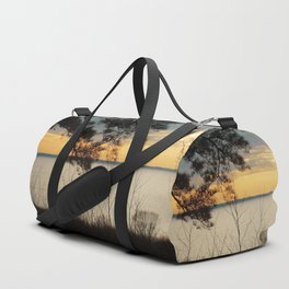 Lake Maury, Newport News, VA Duffle Bag