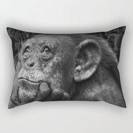 So, you fucked up big time Rectangular Pillow