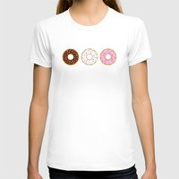 food T-shirts featuring food by mark ashkenazi