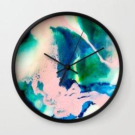 Rosea Oceanus Wall Clock