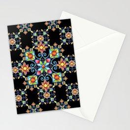 Ornamental Filigree Stationery Cards