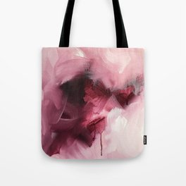 Maroon 1 (Color Study) Tote Bag