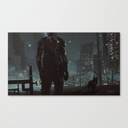 After fall Canvas Print