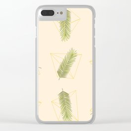 plaNtoNic Clear iPhone Case