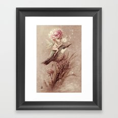 Sheer II Framed Art Print