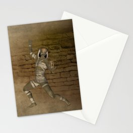 Time is running out Stationery Cards