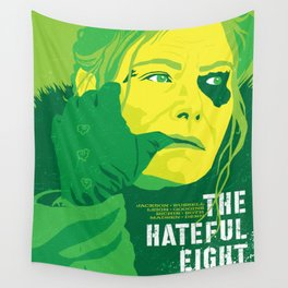 Quentin Tarantino's Plot Movers :: The Hateful Eight Wall Tapestry