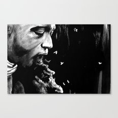 So Now, I Must Shed Innocent Blood Canvas Print