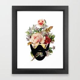 Hannibal Mask Framed Art Print