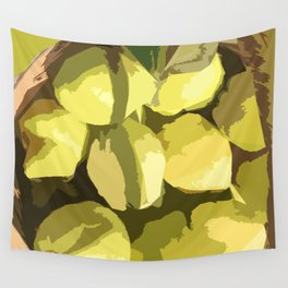 Autumn quinces Wall Tapestry