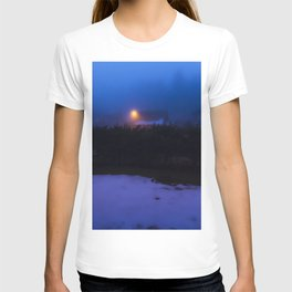 Glow In The Mountains T-shirt