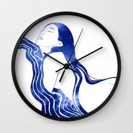 Nereid XXVII Wall Clock
