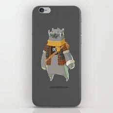 Timebear iPhone & iPod Skin