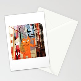 San Francisco Streets Stationery Cards