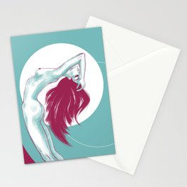 Just relax Stationery Cards