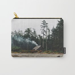 Just A Little cabin in the woods Carry-All Pouch