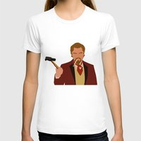 calvin and hobbes T-shirts featuring Calvin Candie - Django Unchained by Tom Storrer
