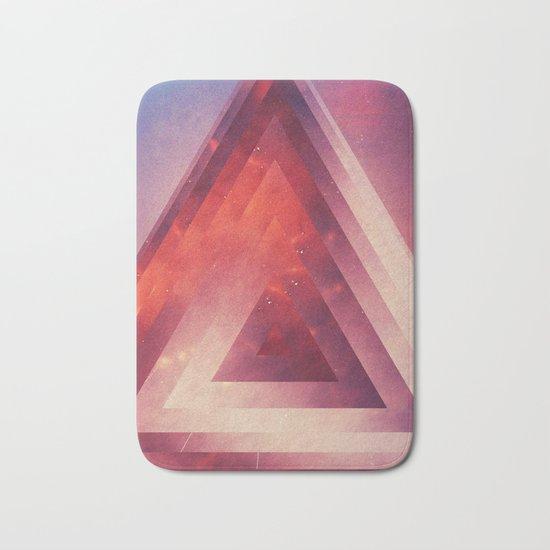 Triangled Too Bath Mat