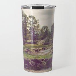 Down Time's Quaint Stream Travel Mug