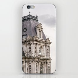 Paris Hotel de Ville iPhone Skin