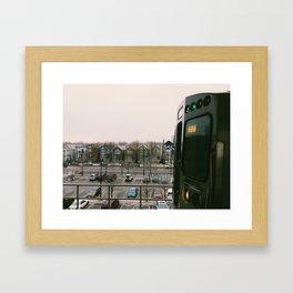 606 Framed Art Print