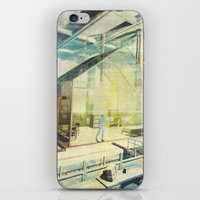lab iPhone & iPod Skins featuring Lab Rat by timprints