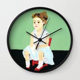 Song of ice cream Wall Clock