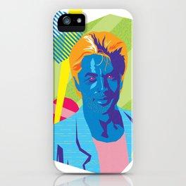 SONNY :: Memphis Design :: Miami Vice Series iPhone Case