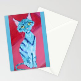 Sweet Pea Stationery Cards