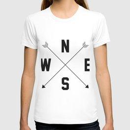 Letterman Compass T-shirt