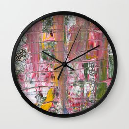 Thoughtscape 27 Wall Clock