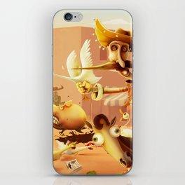 Desperados iPhone Skin