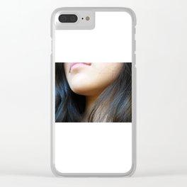 H E R Clear iPhone Case