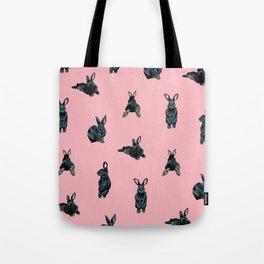 Ben Solo the Rabbit Tote Bag