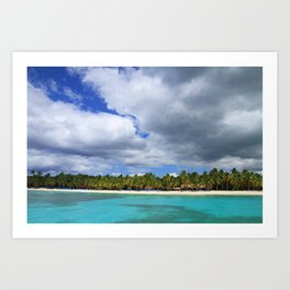 Island of Dreams Art Print