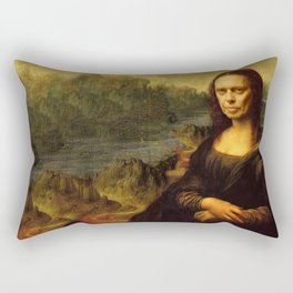 The Mona Buscemi Rectangular Pillow