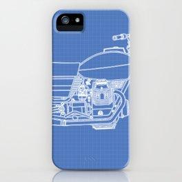 Moto Guzzi iPhone Case
