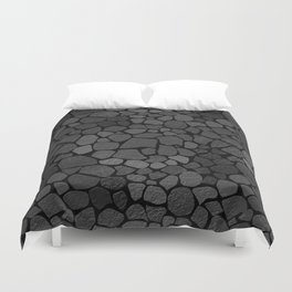 Stone wall 1 Duvet Cover